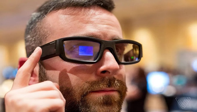 Facial recognition smart glasses could make public surveillance discreet and ubiquitous.